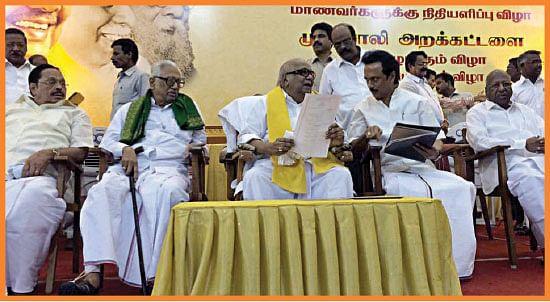 மிஸ்டர் கழுகு: காந்தி நகர் to பரப்பன அக்ரஹாரா!