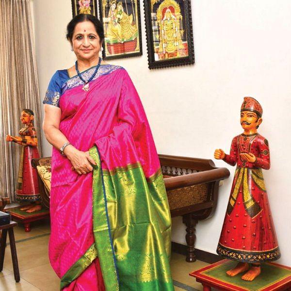 அருணா சாய்ராம் - என் அண்ணி இந்திரா நூயி!