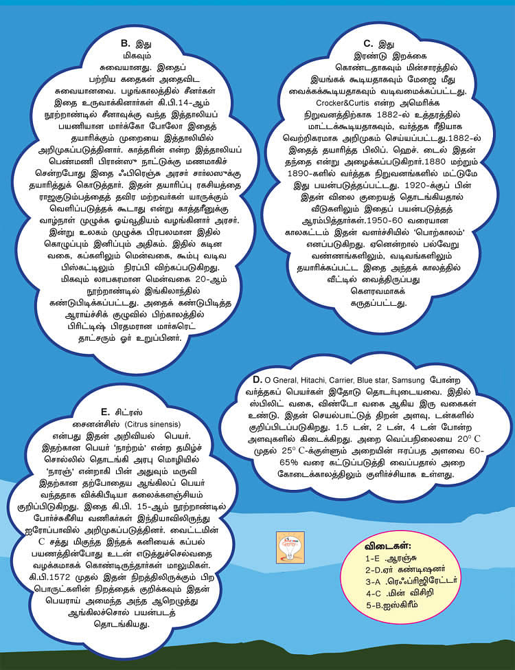 chutti Vikatan - 16 July 2006 - விடுகதை+விவரமான கதை=விடைகள்! |