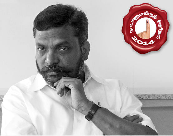 ஃப்ளாஷ்பேக்: ``வருத்தம் இருக்கத்தான் செய்கிறது!'' - உள்காயம் திருமா