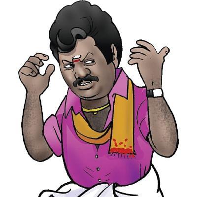 ஒய் கவுண்டர் இஸ் மகான்?