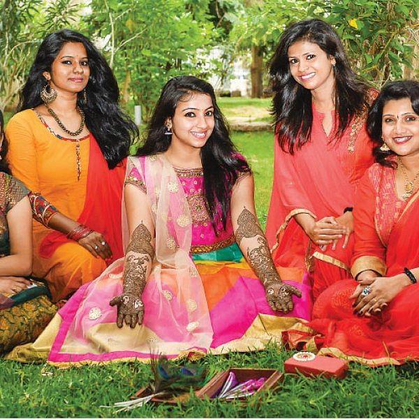இது எக்ஸ்ட்ரா ஸ்பெஷல் மெஹந்தி!