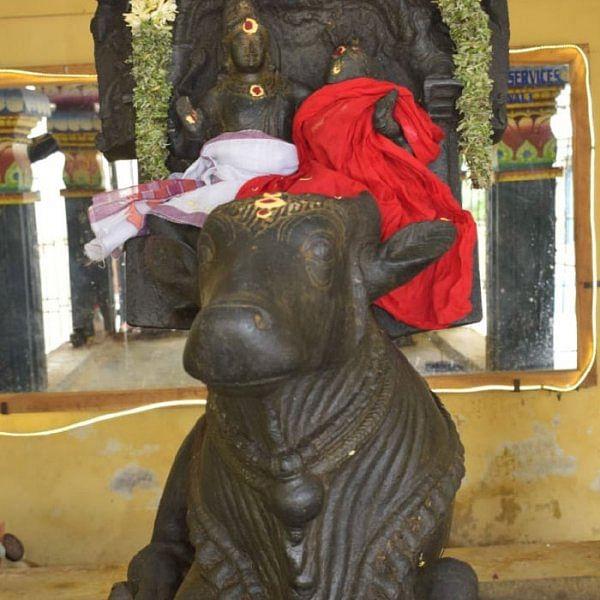 தனுசு: திருலோக்கி சுந்தரேஸ்வரர் கோயில்