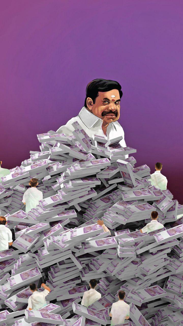 மிஸ்டர் கழுகு: தேர்தல் பட்ஜெட் 1500 கோடி: பாய்ந்த அமைச்சர்கள்... பம்மிய எடப்பாடி