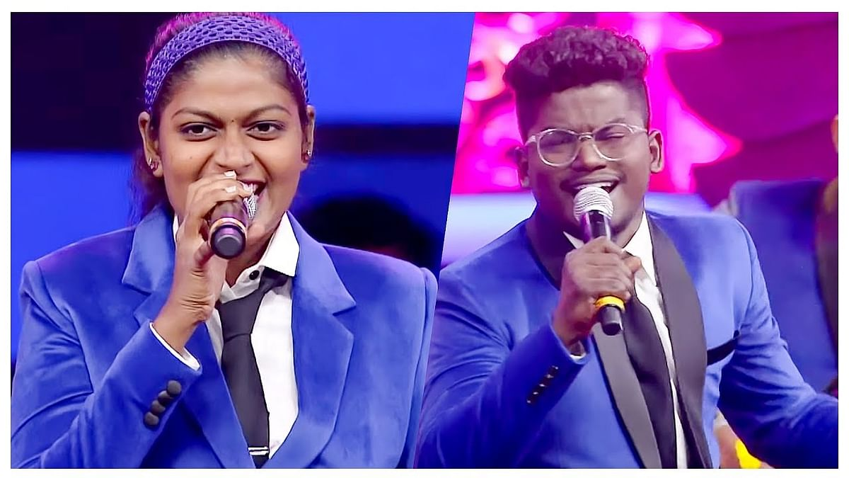Casteless Collective Entertaining Performance   Vikatan Nambikkai Awards 2018