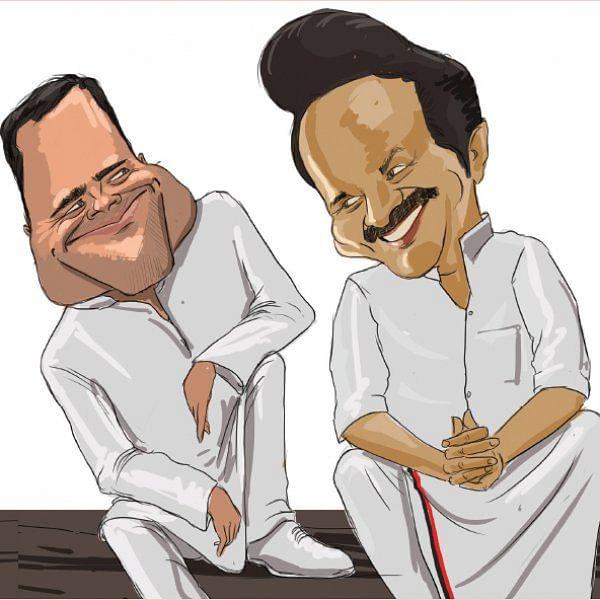 """""""ராகுல் காந்தி பிரதமர், ஸ்டாலின் முதல்வர்!"""""""