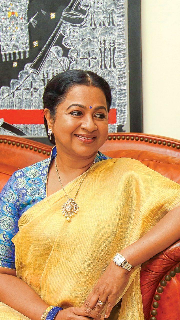 80'ஸ் எவர்கிரீன் நாயகிகள் - 2 - எனக்கு சவால் ரொம்பப் பிடிக்கும்! - ராதிகா