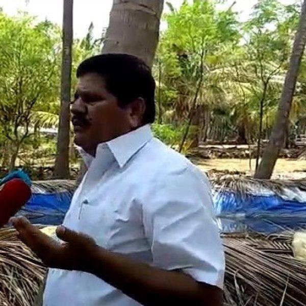 தமிழக அரசு மீது ஆளும்கட்சி எம்.எல்.ஏ பகீர் புகார்!