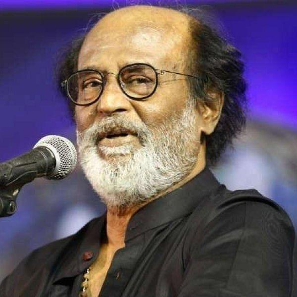 'பன்னீர்செல்வம் அதிர்ஷ்டசாலி!' - கலகலத்த ரஜினிகாந்த்