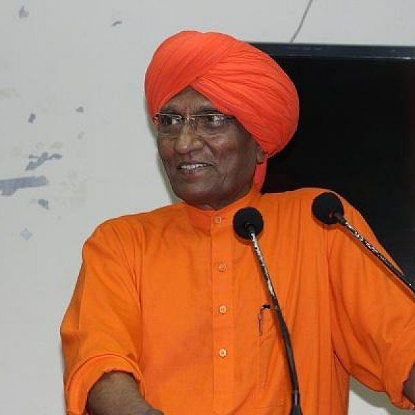"""``கேள்வி கேளுங்கள்... அதுதான் உங்கள் வாழ்க்கையை மாற்றும்!"""" -  சுவாமி அக்னிவேஷ்"""