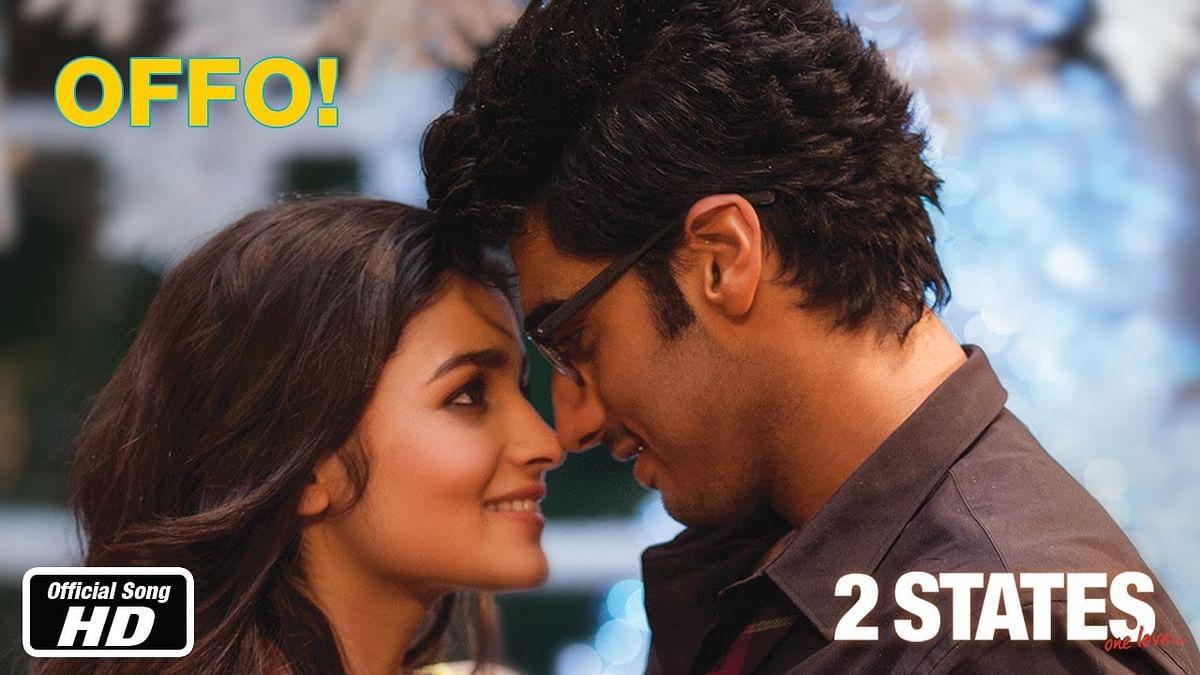 2 States | Official Song | Arjun Kapoor, Alia Bhatt