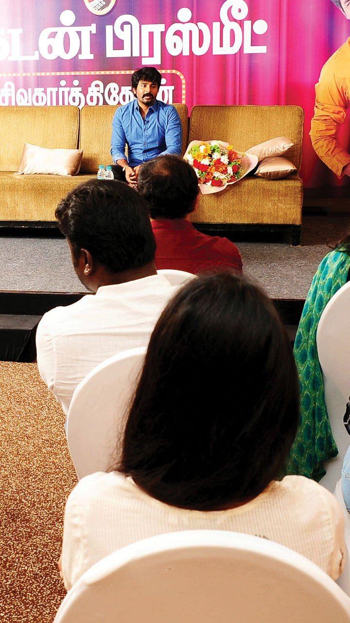 """விகடன் பிரஸ்மீட்: """"ஷங்கர் சார் சொன்னா இப்பவே ரெடி!"""" - சிவகார்த்திகேயன்"""