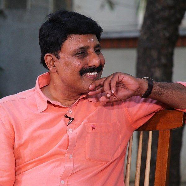 `அயர்ன் மேன் தமிழ்க் குரல் என்னுடையதுதான்!' - டப்பிங் ஆர்டிஸ்ட் ரவிசங்கர்