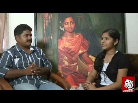 Amazing Artist Aharika - Chutti Vikatan