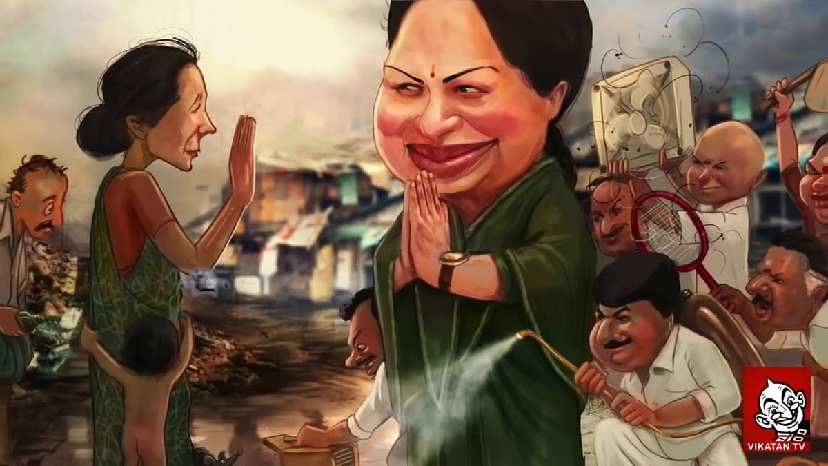 OMG | Jayalalithaa's expenses for her helicopter travel