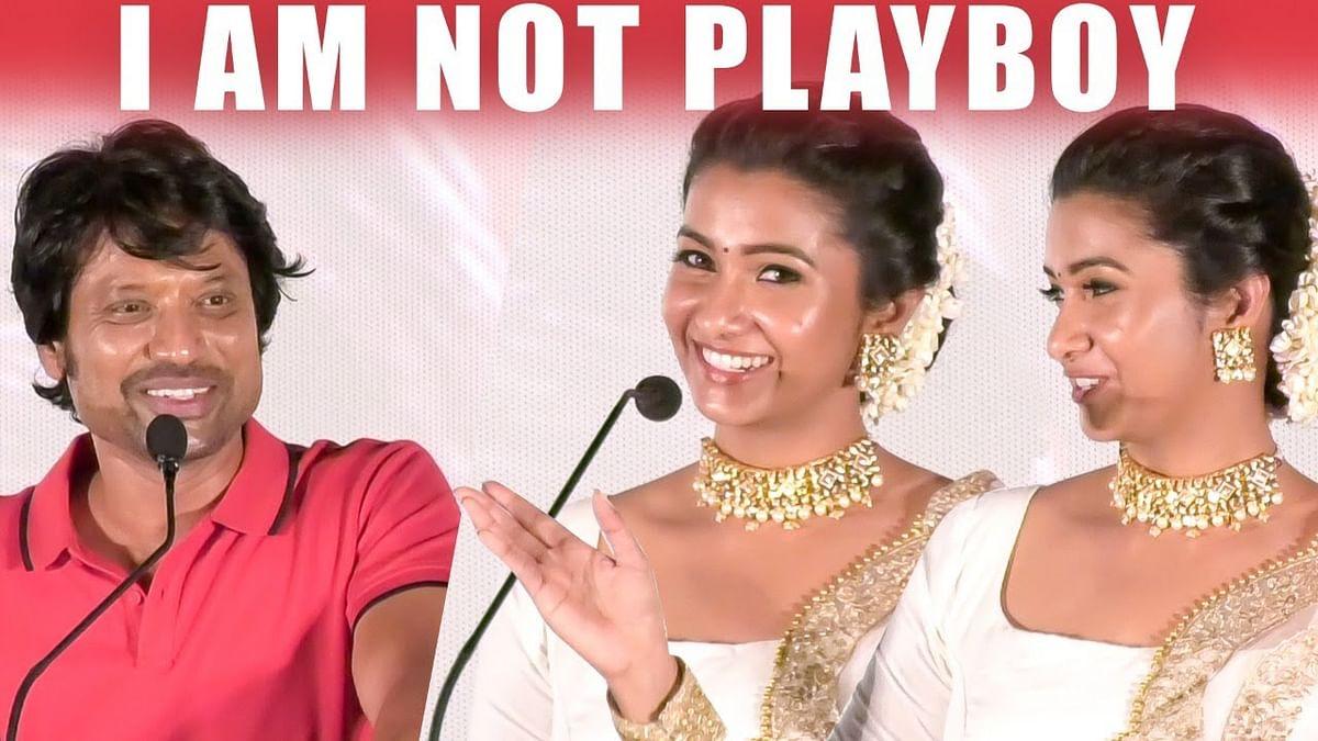 I was Worried to act with SJ Suryah - Priya Bhavani Shankar Reveals   Monster