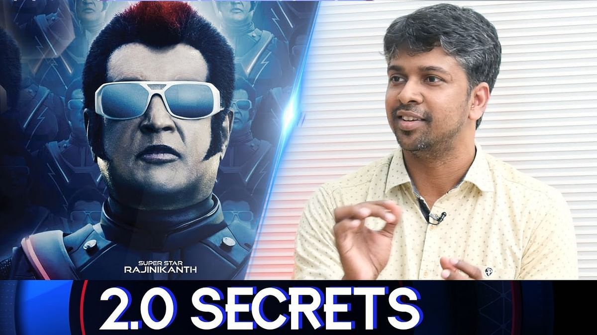 Rajini Confused in 2.0 Song | Bus Conductor? or Electrical Conductor? | Fun Time | Madhan Karky