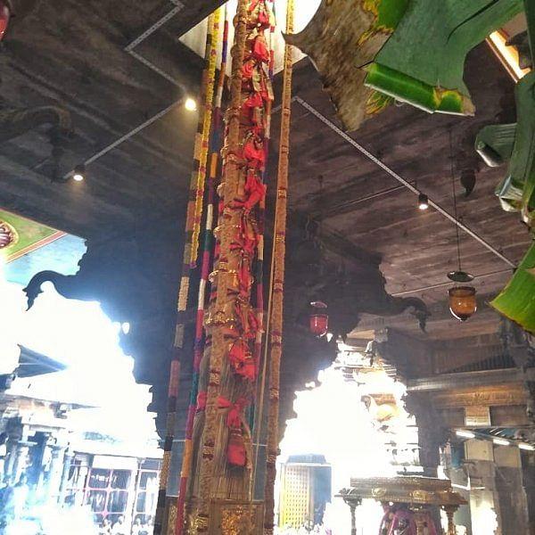 கொடியேற்றத்துடன் தொடங்கியது சிதம்பரம் நடராஜர் கோயிலில் ஆருத்ரா தரிசன விழா!