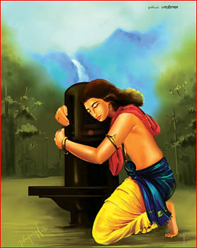 தெரிந்த புராணம்... தெரியாத கதை!