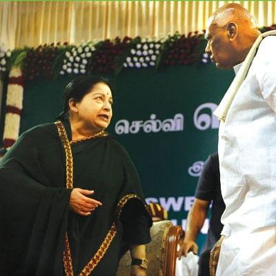 மிஸ்டர் கழுகு: அ.தி.மு.க. சாய்ஸ்... ரோசய்யா வாய்ஸ்!