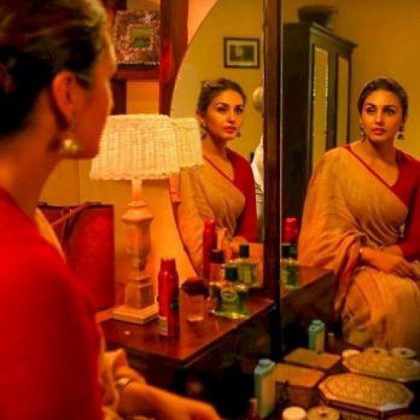பார்ட்டிக்குப் புடவைதான் டிரெண்ட்... இது காலா சரினா ஃபேஷன்!