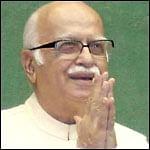 நான் பிரதமராக விரும்பவில்லை: எல்.கே.அத்வானி