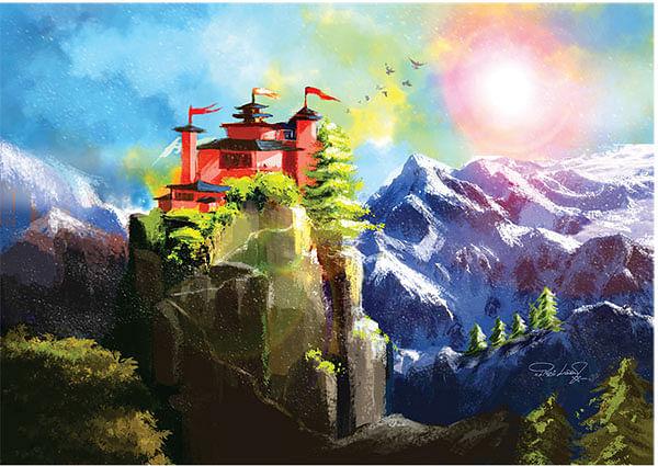 வெள்ளி நிலம் - புதிய தொடர் - 1