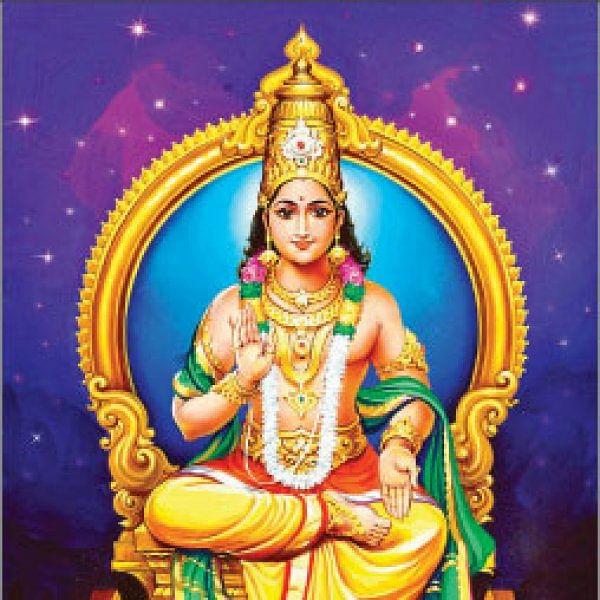வினைகள் தீர்க்கும் விசாகம்