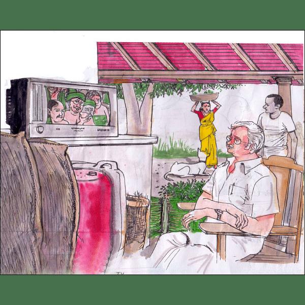 மரத்தடி மாநாடு: பயிர்க்கடன் தள்ளுபடி... மகிழ்ச்சியில் விவசாயிகள்!