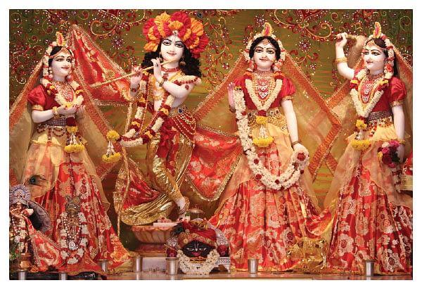 ஜன்மங்களைக் கடைத்தேற்றும் ஜன்மாஷ்டமி