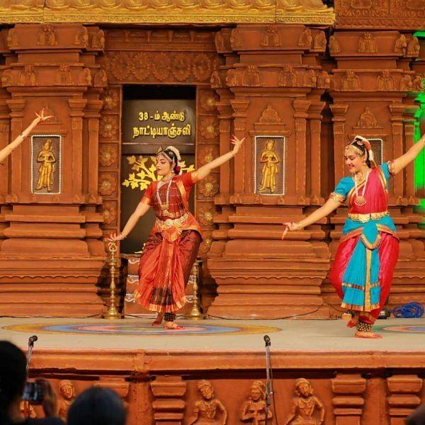 சிதம்பரத்தில் கோலாகலமாகத் தொடங்கிய நாட்டியாஞ்சலி விழா!