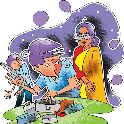 கலகல கடைசி பக்கம் - வித்தியாசமான தண்டனை!
