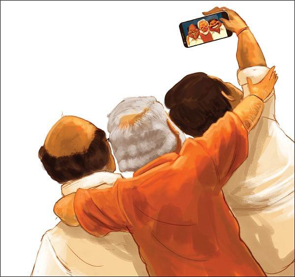 விகடன் போஸ்ட்: அதிமுக 'அவுட்சோர்சிங்' தலைவர்கள், திமுக குடும்ப அரசியல், மண்டியிட்ட மாம்பழம்!