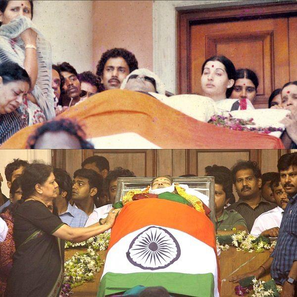 சசிகலா ஜாதகம் - 58 - எம்.ஜி.ஆர், ஜெயலலிதா மரணங்கள்!