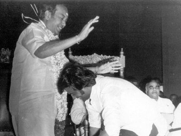 கவிஞரை உருவாக்கிய கவிஞர்! - நெகிழும் கண்ணதாசன் ரசிகர் #MyVikatan