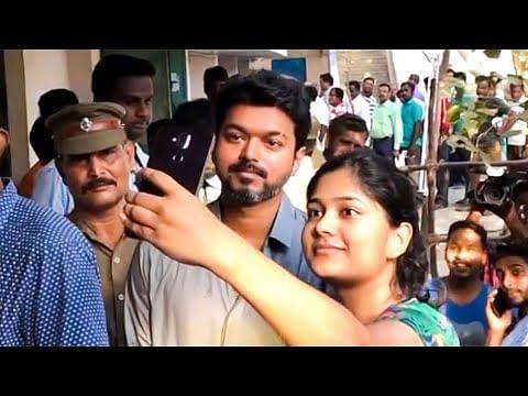 Surya, Karthi & Jyothika Cast their Vote | Election 2019