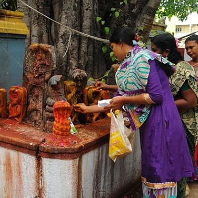 நாக சதுர்த்தி - கருடபஞ்சமி: இரட்டை விரதங்கள்