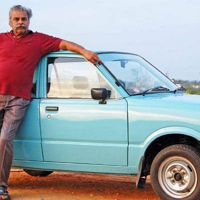மாருதி 800 - என் குடும்ப நண்பன்!