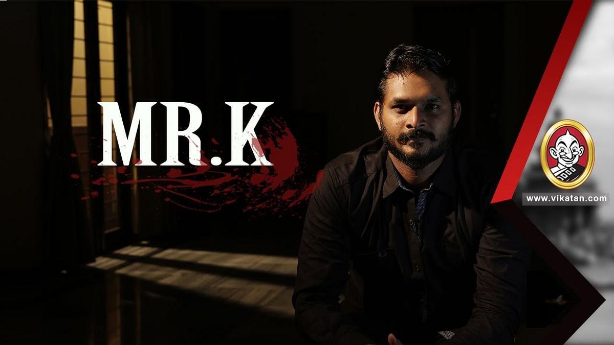 Madras Serial Killer of The 1980s|Auto Shankar Promo|Mr.K Crime Series|Vikatan Tv