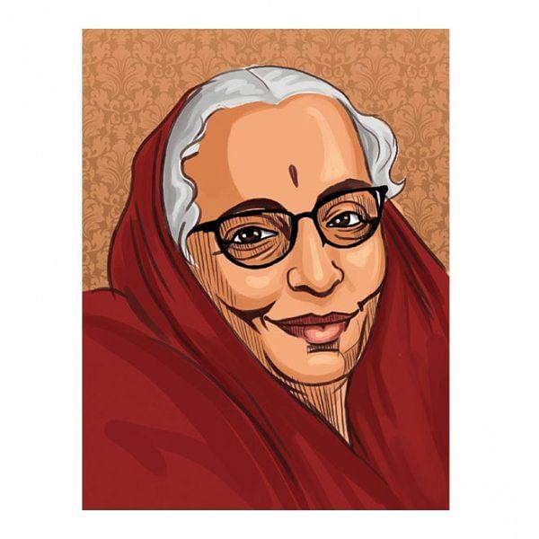 உலகின் முதல் கப்பல் உரிமையாளர் சங்கத் தலைவி - சுமதி மொரார்ஜி