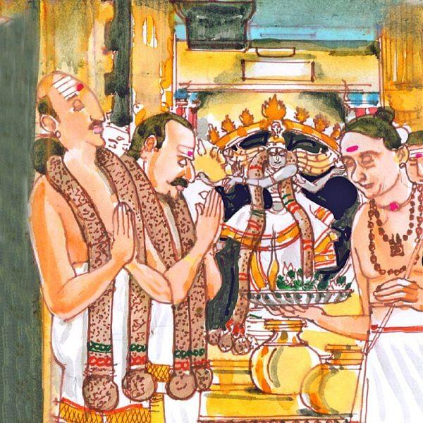 மண்புழு மன்னாரு: சிதம்பர ரகசியமும்  வெட்டிவேர் மகத்துவமும்!