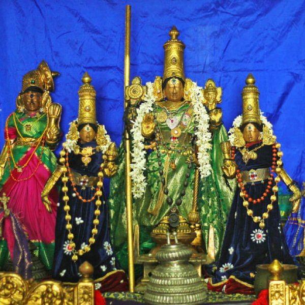 அரங்கன் தரிசனம்... மந்திர ஸ்வீகாரம்... திருப்பங்கள் தரும் திருநீர்மலை!