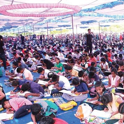 உற்சாகம் தந்த ஓவியத் திருவிழா!
