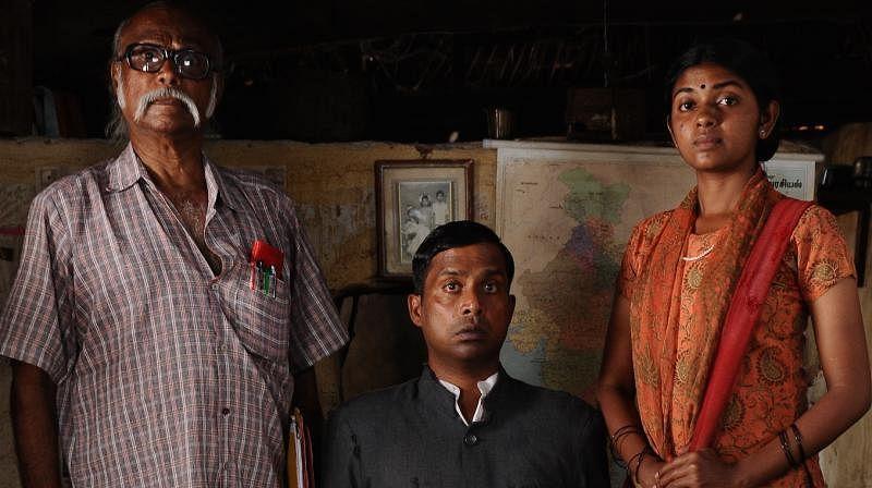 `` `அமைதிப்படை' முதல் `எல்.கே.ஜி' பேசிய அரசியல் வரை... இது கோலிவுட் கெத்து!''
