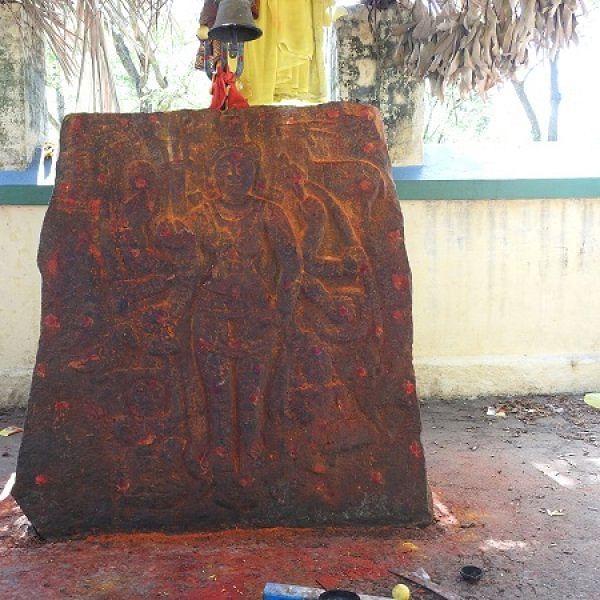 கள்ளக்குறிச்சியில் 1200 ஆண்டுகள் பழைமையான கொற்றவை சிற்பம் கண்டுபிடிப்பு!