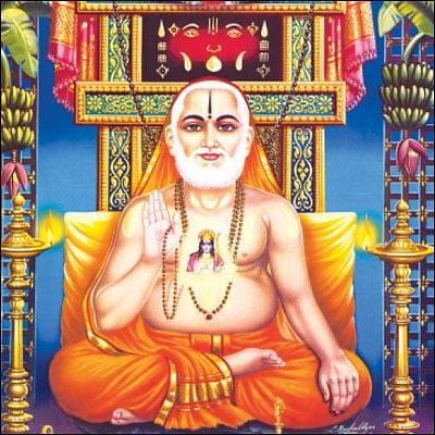 ஸ்ரீராகவேந்திரர் - காஞ்சி மகா பெரியவா
