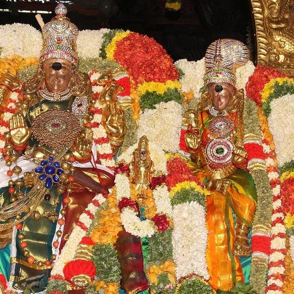 மதுரை அருள்மிகு மீனாட்சி அம்மன் திருக்கோயிலில் சித்திரைத் திருவிழா