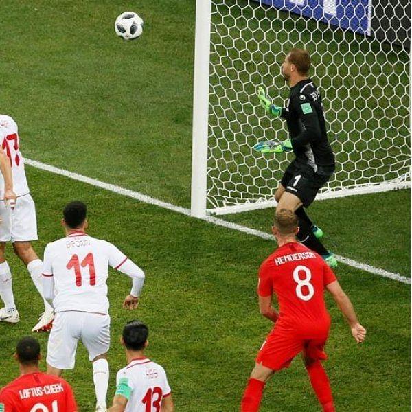 இங்கிலாந்து வெற்றி..! தோற்றாலும் கெத்துகாட்டிய துனிசியா #Worldcup