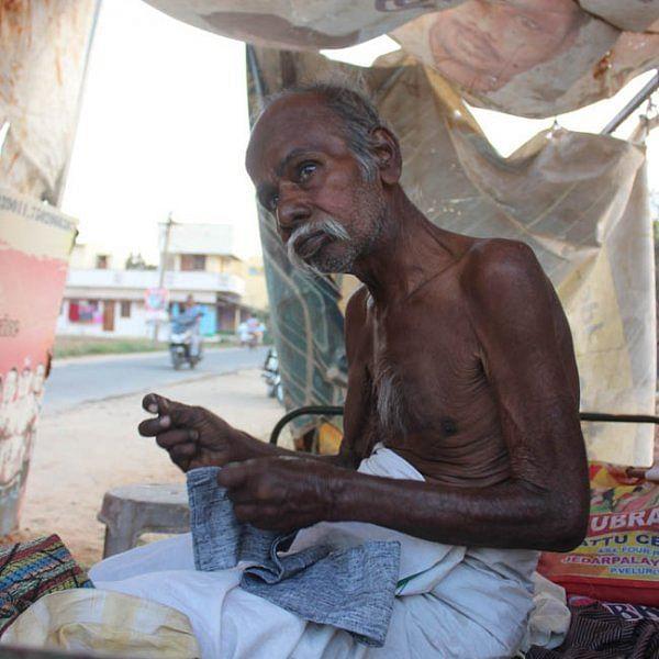 'நல்லோர் பலர் உளரேல்...!' - வறுமையில் வாடிய உழைப்பாளிக்கு குவிந்த உதவிகள்!