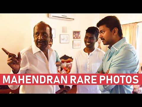 EXCLUSIVE: Dir Mahendran Rare Photo Collections ft. Rajini,Kamal, Arvind Swamy